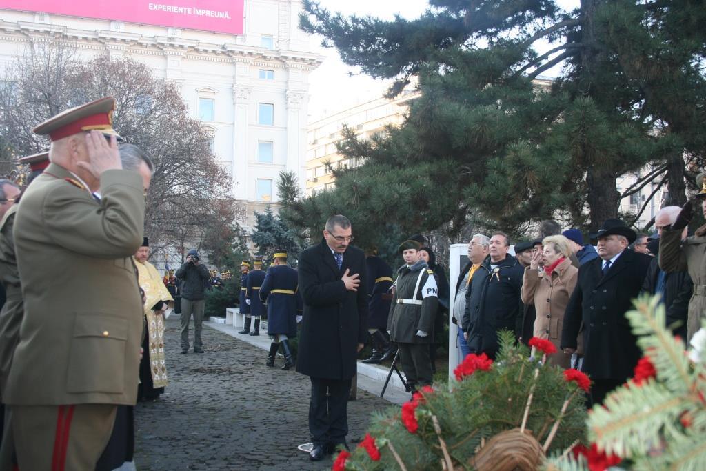 Vasile Moțoc: Cinstim memoria eroilor Revoluției  Române