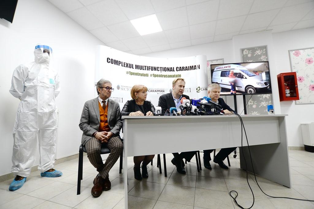 Premieră în Europa: Bucureștenii suspecți de infectare cu Coronavirus, aflați în izolare la domiciliu vor fi monitorizați medical de la distanță, 24 de ore din 24