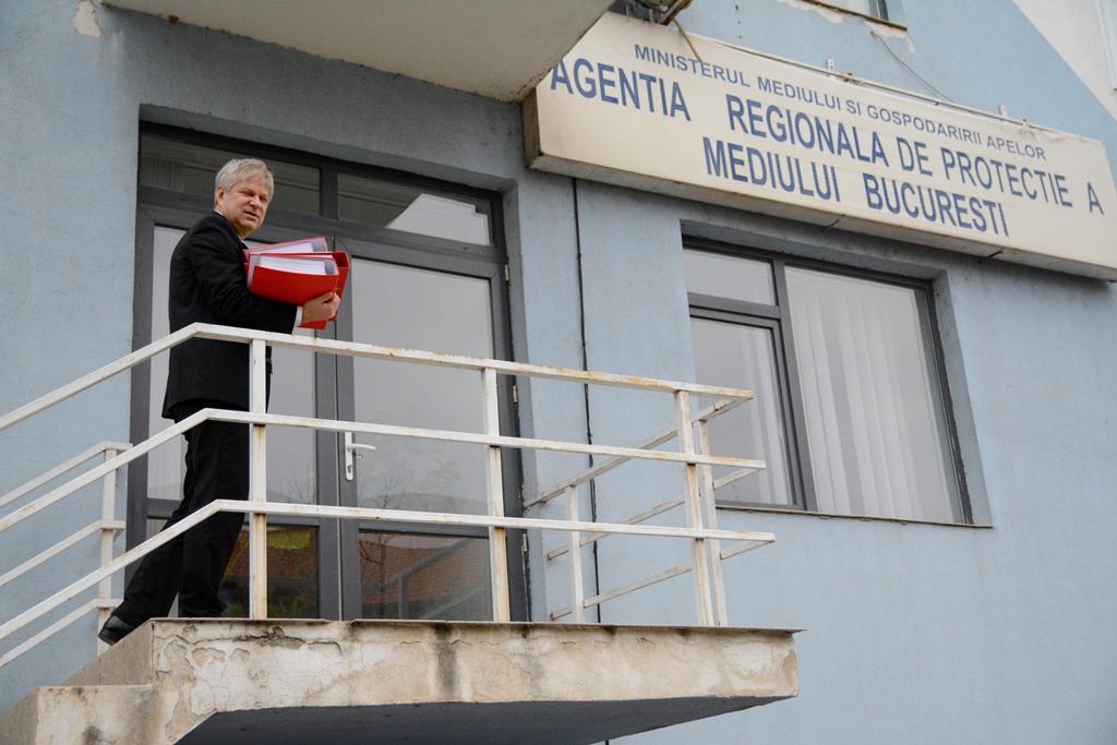 Primăria Sectorului 1 luptă în instanță pentru blocarea  procesului de autorizare a gropii Iridex