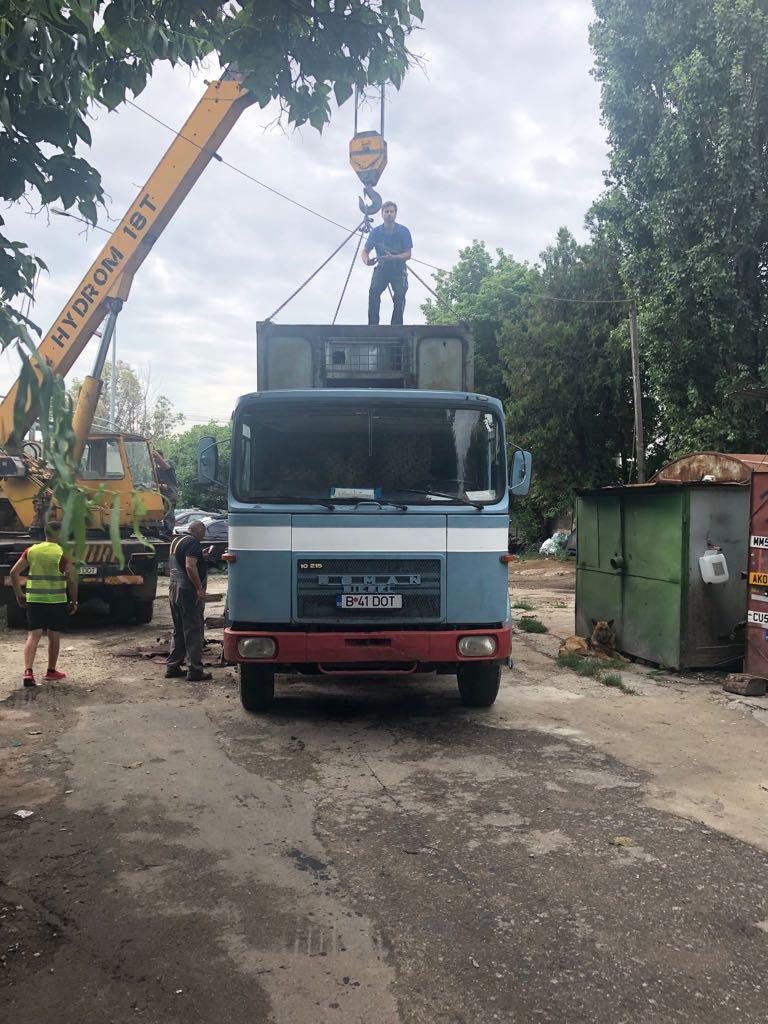 În Sectorul 1, construcțiile provizorii amplasate ilegal vor fi demolate