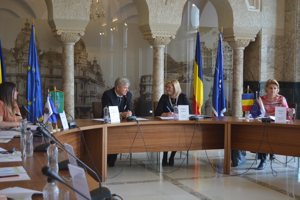 Noi proiecte europene în Sectorul 1 al Capitalei