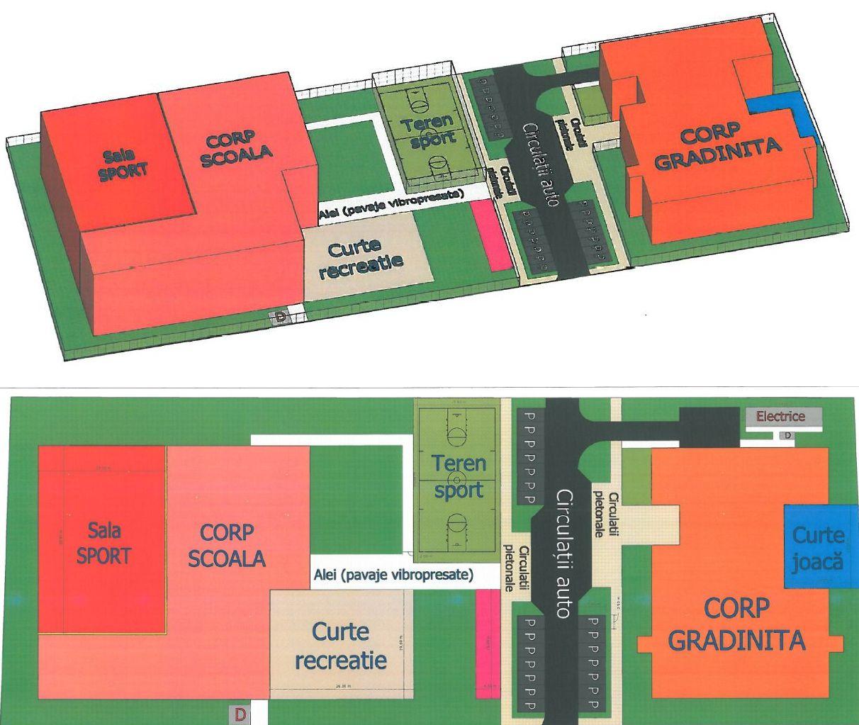 Centru educațional complet în Cartierul Greenfield