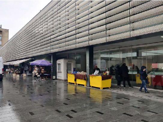 Proiect: Piața Amzei, hub cultural și pol al gastronomiei autohtone. Așteptăm observațiile și propunerile comunității