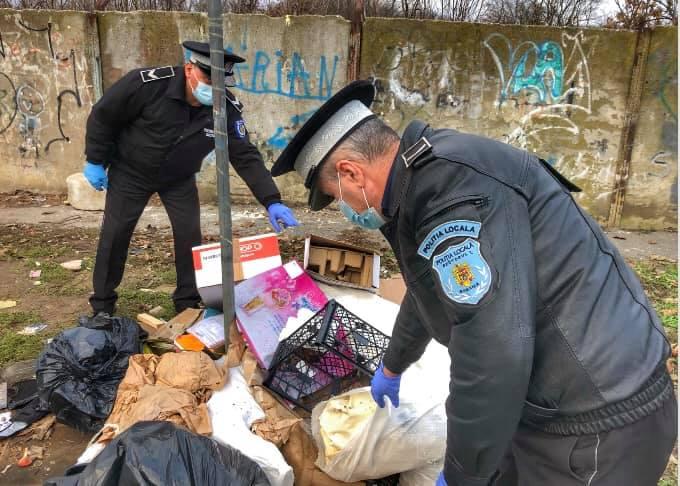 Amenzi de 160.000 de lei aplicate Companiei Romprest Service de către Poliția Locală a Sectorului 1