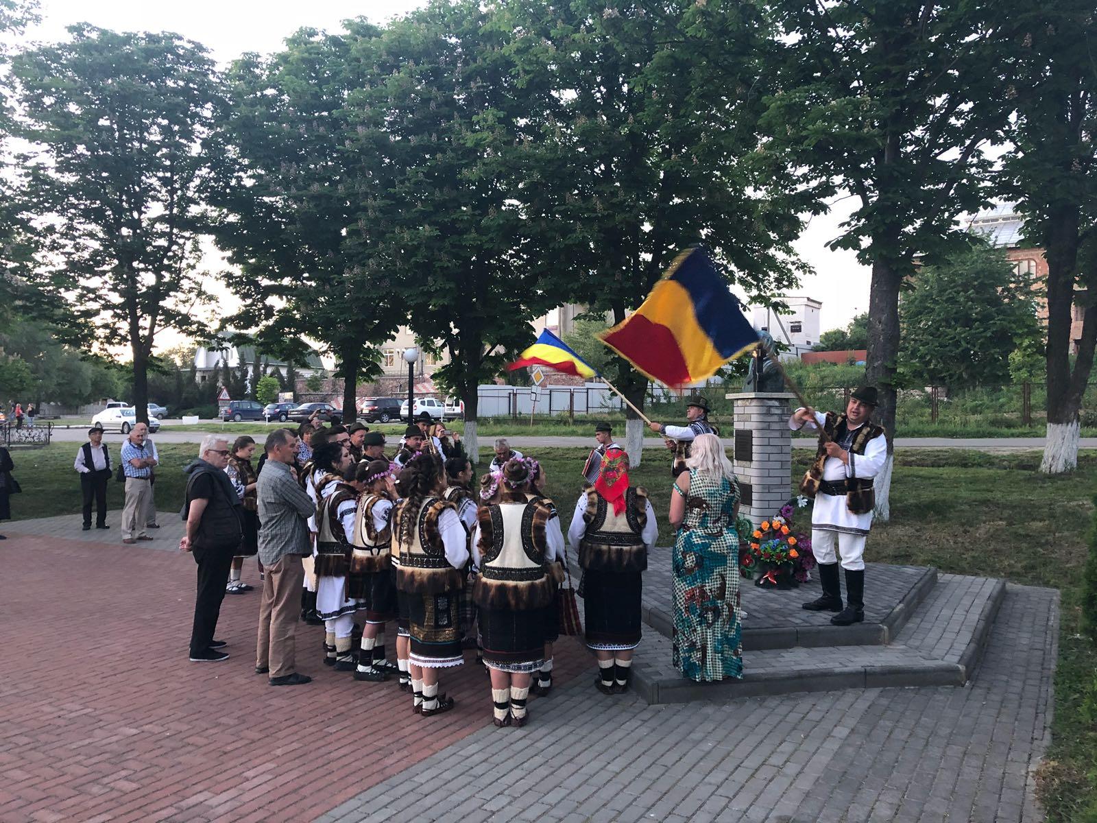 Protocol de colaborare pentru păstrarea identității naționale  a românilor din Cernăuți