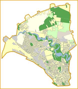 Informaţii Serviciul Urbanism