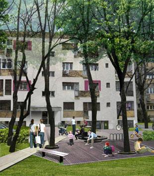 Strategia de regenerare urbană