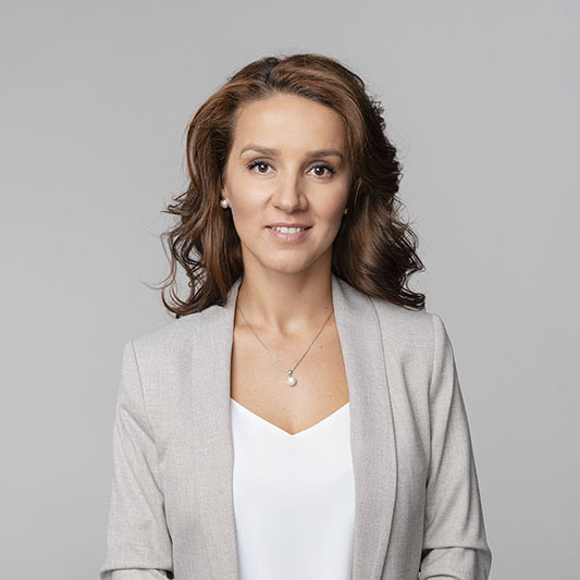 Biografie viceprimar<br>- Ramona Porumb -